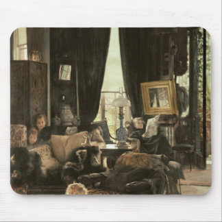 Hide and Seek, c.1880-82 Mouse Pad