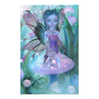 Hide and Seek Fairy Stationery