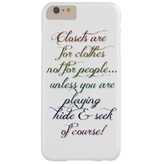 Hide and Seek Rainbow Quote Case