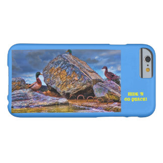 Hide 'N Go Quack! Barely There iPhone 6 Case