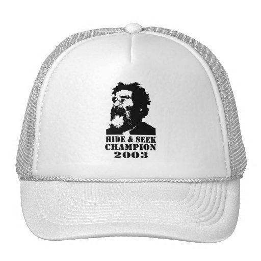 Hide & Seek Champ 2003 Mesh Hat