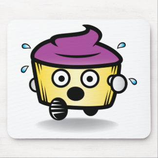 Hide your cupcakes! mouse pad