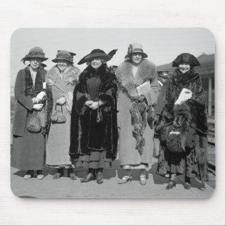 Hide Your Pets: 1923 Mouse Pad