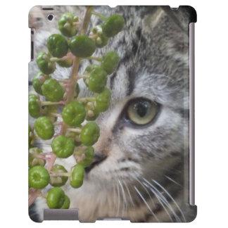Hiding Kitten EYE-Phone iPad Case