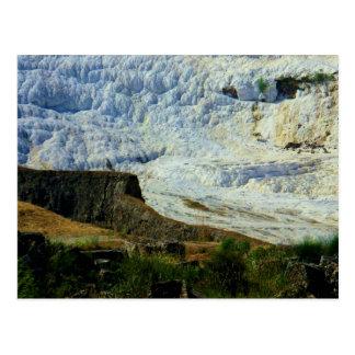 Hierapolis-Pamukkale - UNESCO World Heritage site Postcard