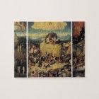 Hieronymus Bosch- Haywain Jigsaw Puzzle