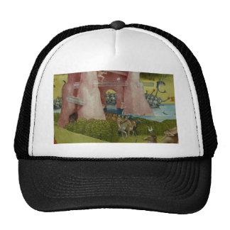 Hieronymus Bosch painting art Trucker Hat
