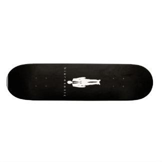 Hierosonic Hangman Deck (Black) Custom Skateboard