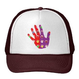 HIFI HI FI High5 HighFive HAND Decorative GIFTS Hat