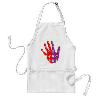 HiFi High5 HighFIVE HAND des cadeaux pour tous Apron