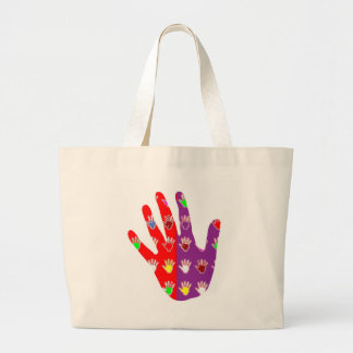 HiFi High5 HighFIVE HAND des cadeaux pour tous Canvas Bags