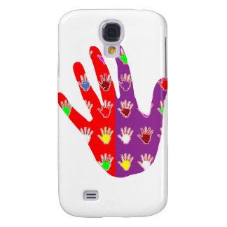 HiFi High5 HighFIVE HAND des cadeaux pour tous Samsung Galaxy S4 Cover