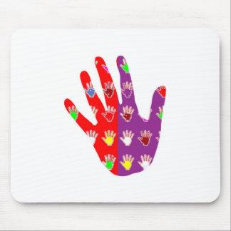 HiFi High5 HighFIVE HAND des cadeaux pour tous Mousepads