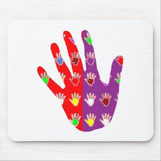 HiFi High5 HighFive  HAND des cadeaux pour tous Mouse Pad