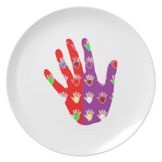 HiFi High5 HighFIVE HAND des cadeaux pour tous Party Plate