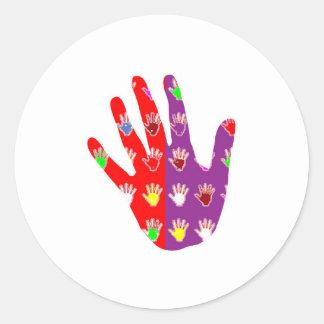 HiFi High5 HighFive HAND des cadeaux pour tous Sticker