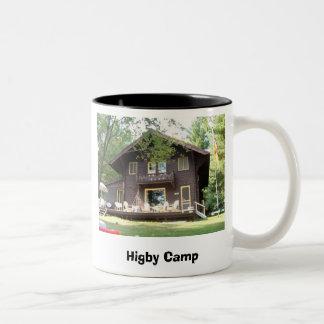 Higby Camp Two-Tone Coffee Mug
