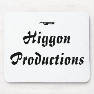 Higgon Productions Mousepad