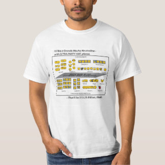 Higgs Bosons For Idiots T-Shirt