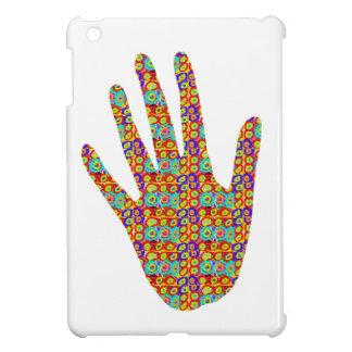 HIGH5 HighFive HIfi dots n circles Graphic Art Soc iPad Mini Covers