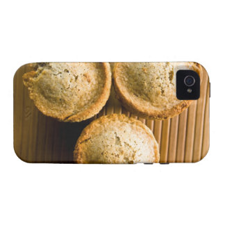 High angle view of muffins iPhone 4 case