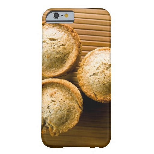 High angle view of muffins iPhone 6 case