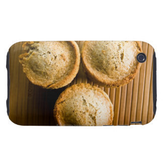 High angle view of muffins tough iPhone 3 cover