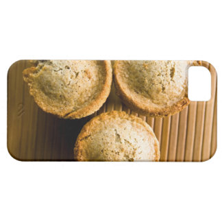 High angle view of muffins iPhone 5 covers