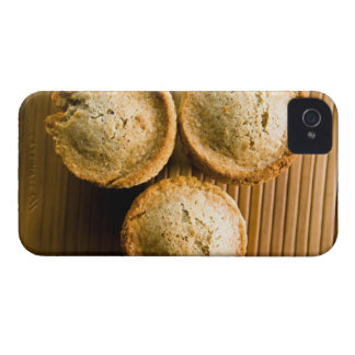 High angle view of muffins iPhone 4 cover