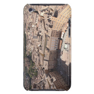 High Angle View of Townscape, Siena, Italy iPod Touch Case-Mate Case