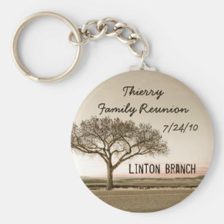 High Country Family Reunion Souvenir Keychain