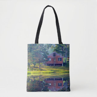 High Country Morning Tote Bag