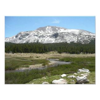 High Country Mountain Stream I Photo