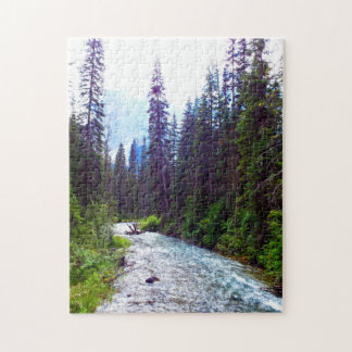 High Detailed Little River Puzzle