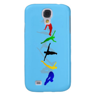 High Divers High Diving Springboard Platform sport Samsung Galaxy S4 Cover