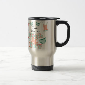 High & Dry Stainless Steel Travel Mug