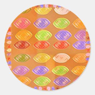 High Energy Diamonds - Share the Joy Round Sticker