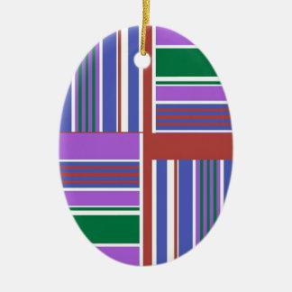 HIGH Energy European Style Patterns Christmas Ornament