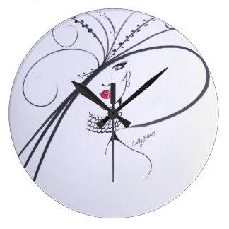 High Fashion Wall Clock