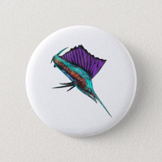 High Flyer 6 Cm Round Badge