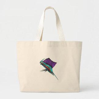 High Flyer Large Tote Bag