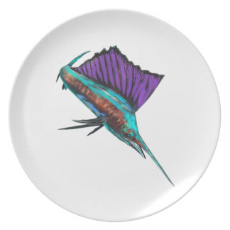 High Flyer Party Plate