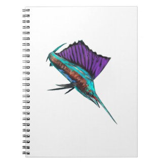 High Flyer Spiral Notebook