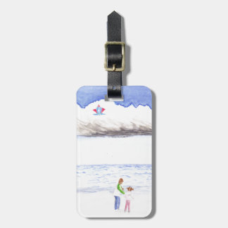 High Flyers Luggage Tag