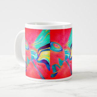 High Formation Large Coffee Mug