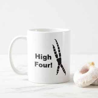 High Four! Coffee Mug