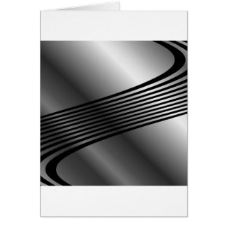High grade stainless steel card