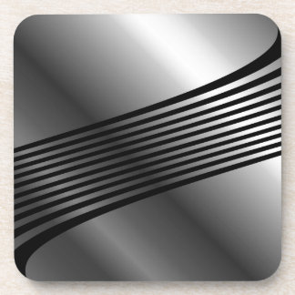 High grade stainless steel drink coasters