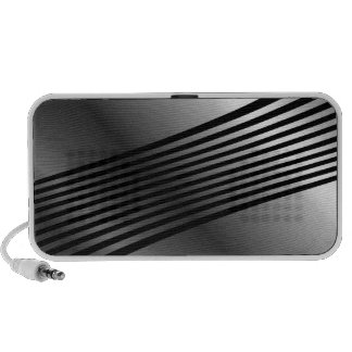 High grade stainless steel PC speakers