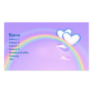 High Hearts - Business Pack Of Standard Business Cards
